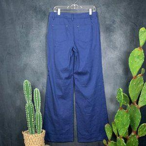 Trina Turk Pants & Jumpsuits - CLEARANCE 🆕Trina Turk Wide Leg Linen Pants NWOT